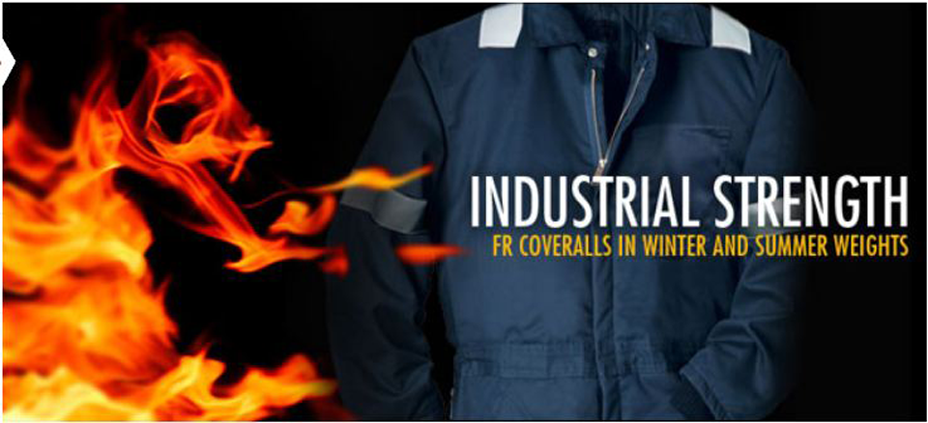 Flame-Resistant Clothing & Apparel